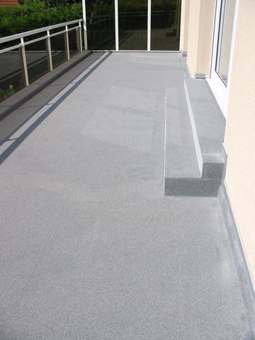 Nettoyage toiture terrasse